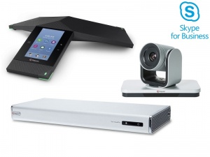Polycom Trio 8800 VisualPro Collaboration Kit, EagleEyeIV 12x, SfB
