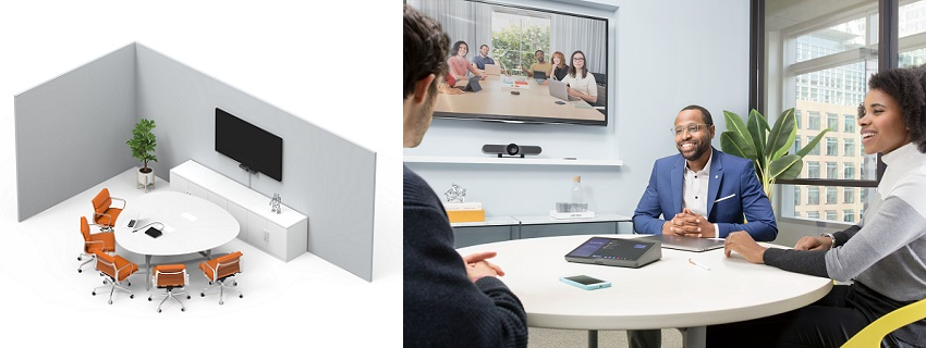 Logitech Room Solution for Teams -Small